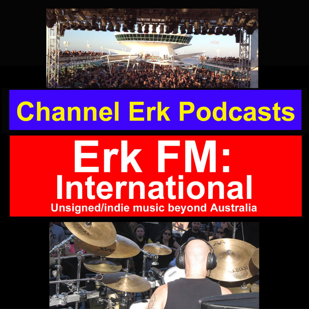 'The Cherry Smoke' & 'Fiesta' by Taliia  featured on Erk FM, Sydney Australia