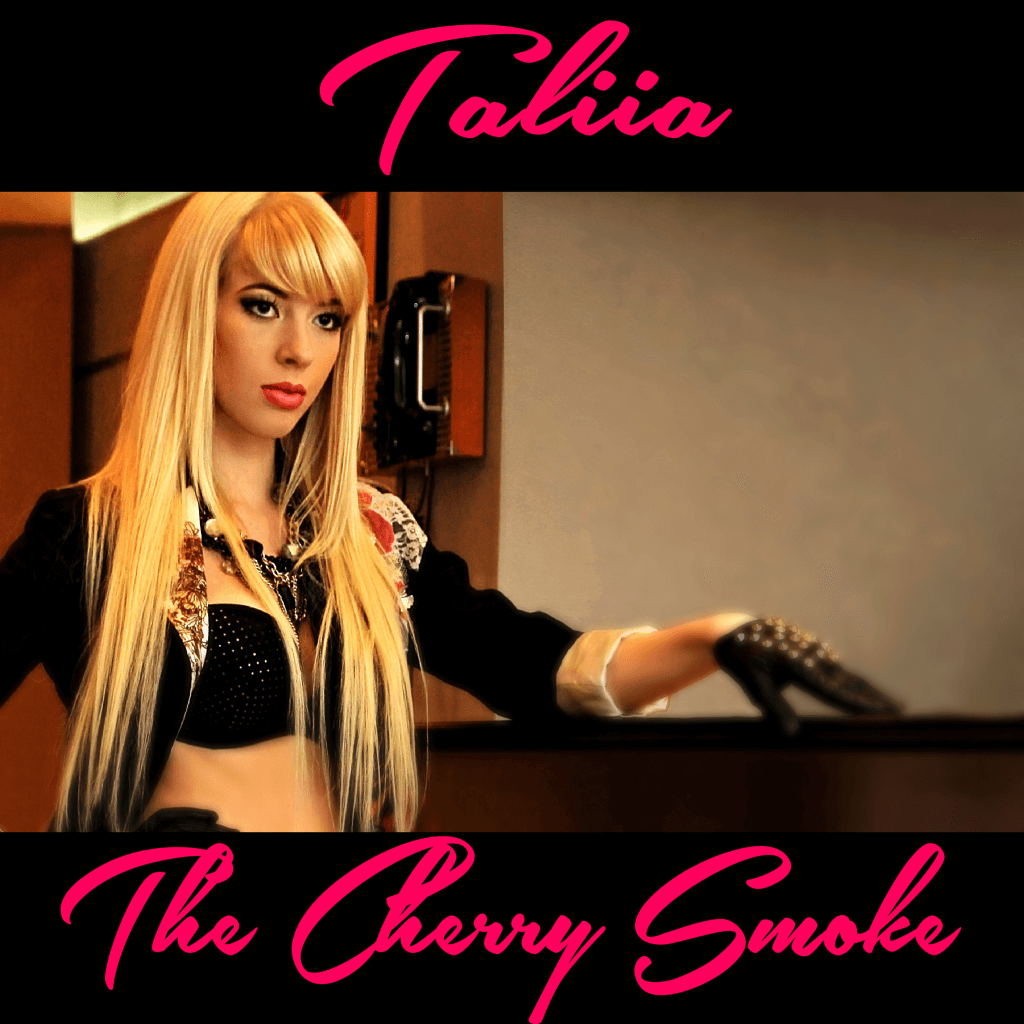Сингл «The Cherry Smoke» на YouTube