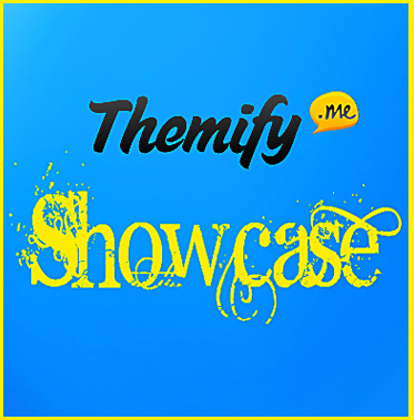 Taliia.net featured on Themify Showcase