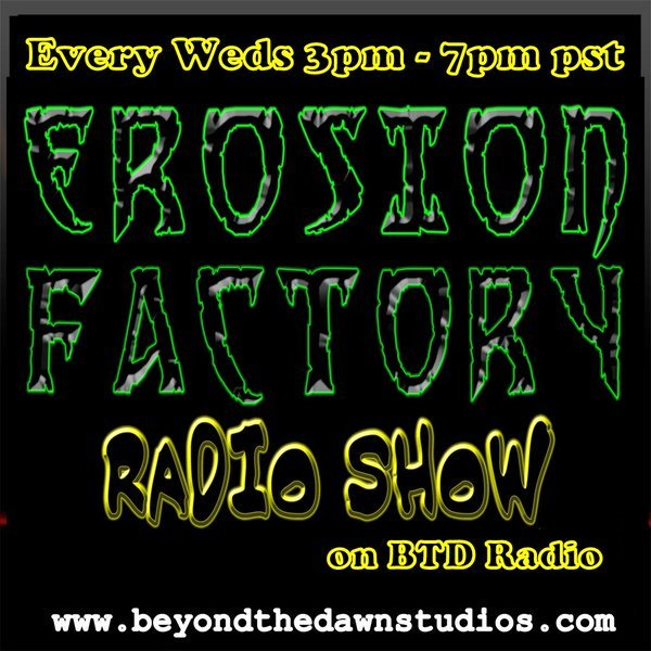 Taliia featured in Erosion Factory RadioShow