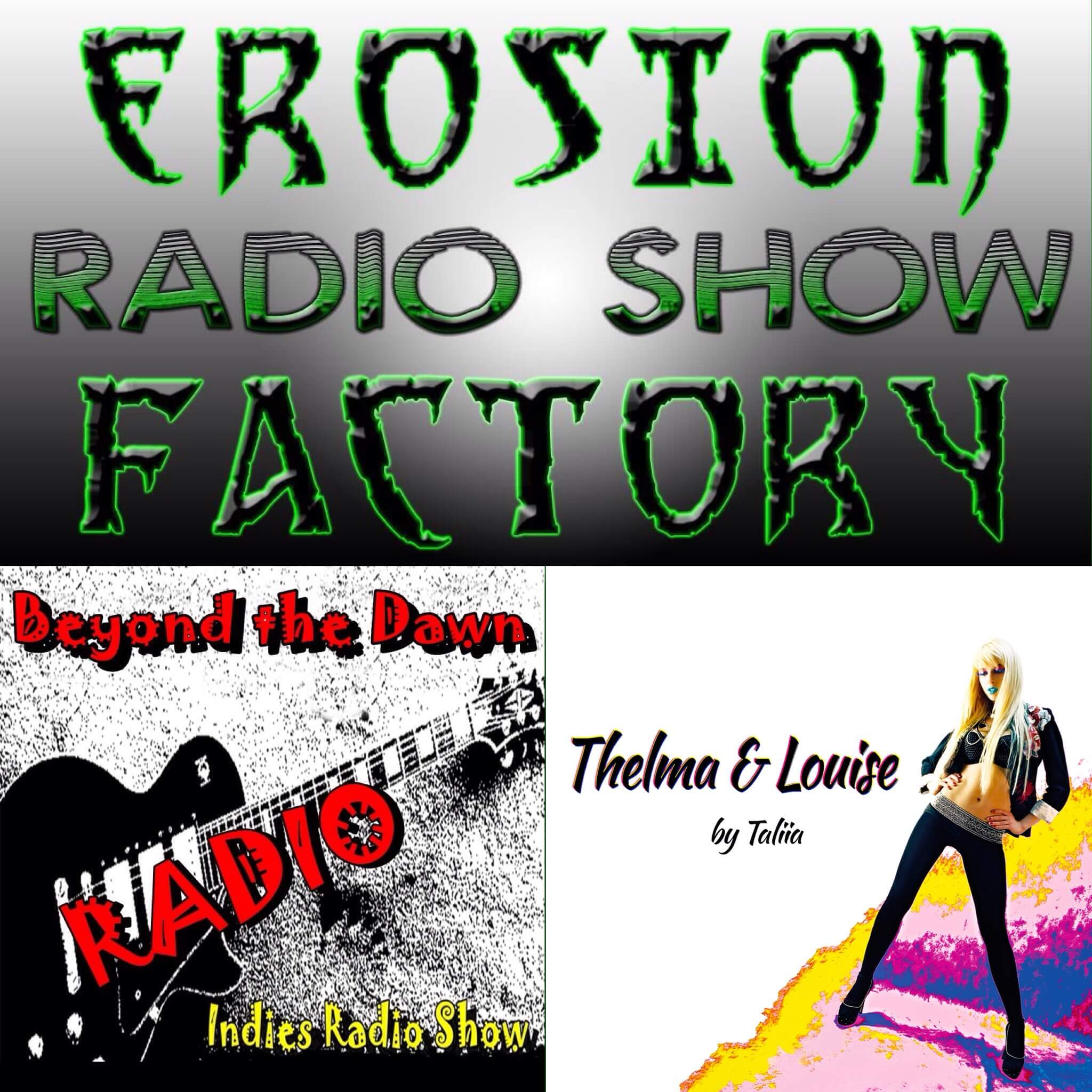 Erosion Factory Radio Show on Beyond The Dawn Radio (BTD Radio)